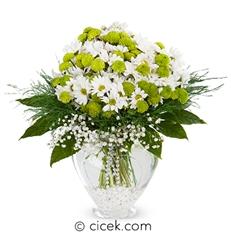 Tatlı Bahar Çiçek Aranjmanı